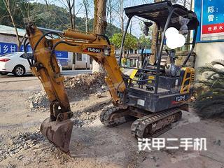 二手玉柴 YC18-9 挖掘机转让出售
