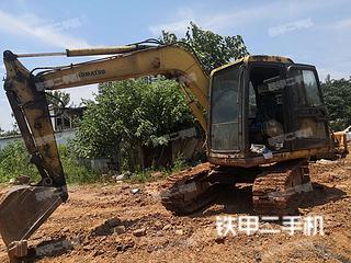 湖南-湘潭市二手小松PC60-7挖掘机实拍照片