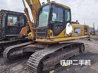 海南小松PC360-7挖掘機實拍圖片