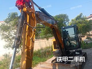 安徽-淮南市二手三一重工SY55C挖掘机实拍照片