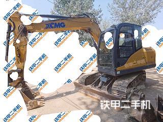 山西-临汾市二手徐工XE75D挖掘机实拍照片