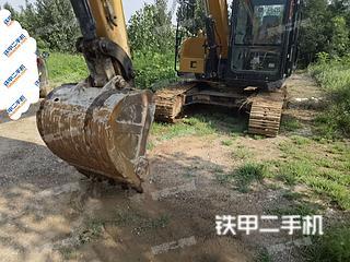 泰安三一重工SY85C挖掘機實拍圖片