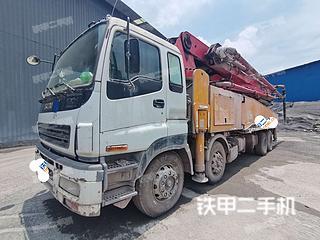 三一重工Y5418THB52泵車實拍圖片