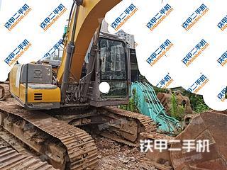 四川-成都市二手徐工XE135B挖掘机实拍照片