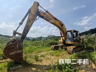 二手玉柴 YC260LC-8 挖掘机转让出售