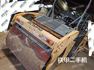 江苏-徐州市二手宝马格BW141AD-5压路机实拍照片