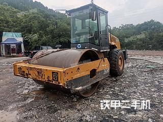 湖北-宜昌市二手徐工XSM220压路机实拍照片