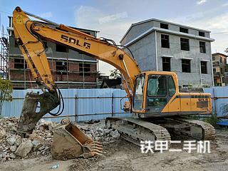 山東臨工LG6225E挖掘機實拍圖片