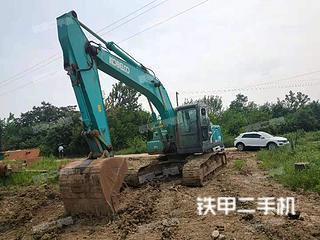 安徽-合肥市二手神钢SK210LC-8挖掘机实拍照片