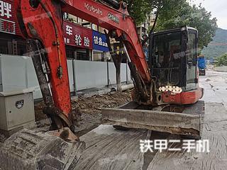 浙江-杭州市二手久保田KX165-5挖掘机实拍照片