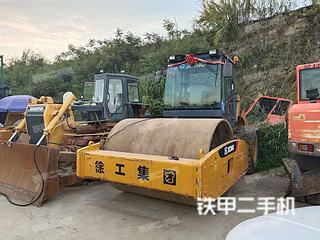 广西-南宁市二手徐工XS223J压路机实拍照片