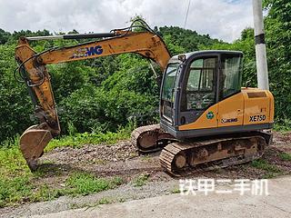 重庆-重庆市二手徐工XE75D挖掘机实拍照片