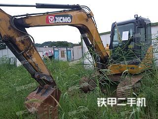 浙江-杭州市二手徐工XE60DA挖掘机实拍照片
