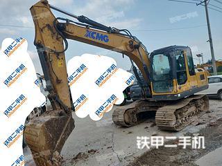 江苏-宿迁市二手徐工XE150D挖掘机实拍照片
