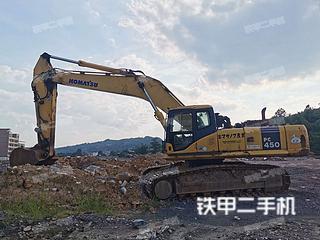 小松PC400-7挖掘機實拍圖片