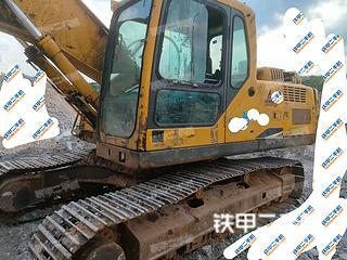 山東臨工LG6210挖掘機實拍圖片