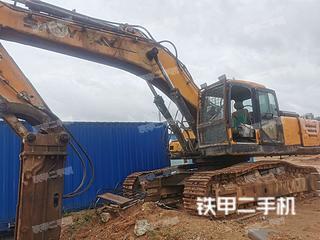 深圳三一重工SY405C挖掘機實拍圖片