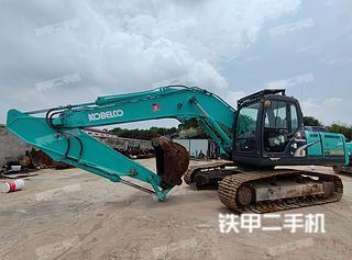 江西-南昌市二手神钢SK200-8挖掘机实拍照片