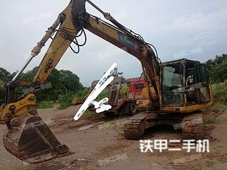 湖南-衡阳市二手雷沃重工FR150-7挖掘机实拍照片
