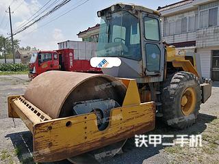 江苏-盐城市二手徐工YZ14JC压路机实拍照片