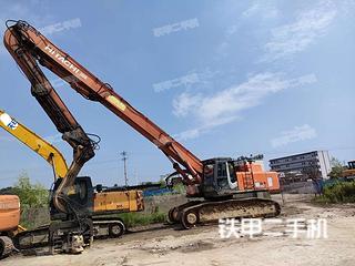 安徽-芜湖市二手日立ZX470LCH-3挖掘机实拍照片