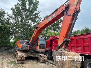 湖北-荆门市二手斗山DX215-9C挖掘机实拍照片