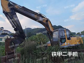 湖南-湘西土家族苗族自治州二手徐工XE265C挖掘机实拍照片