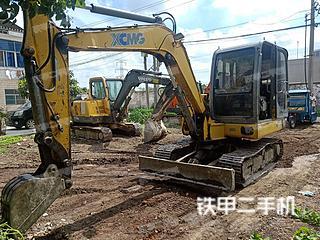 江苏-常州市二手徐工XE60挖掘机实拍照片
