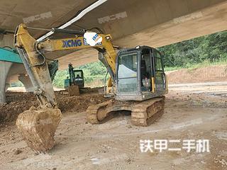 湖北-宜昌市二手徐工XE75D挖掘机实拍照片