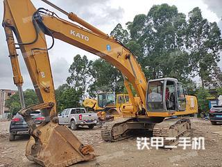 二手加藤 HD1430V 挖掘机转让出售