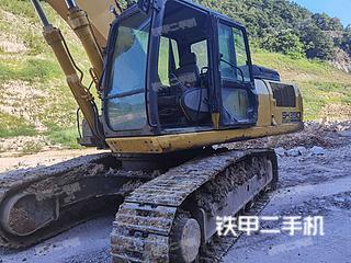 住友SH350HD-5挖掘机实拍图片