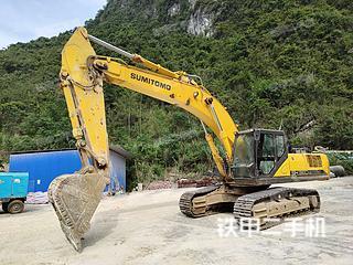 住友SH360HD-6挖掘机实拍图片