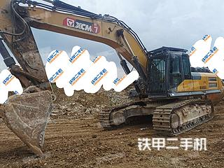 贵州-贵阳市二手徐工XE400DK挖掘机实拍照片