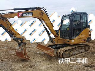 贵州-贵阳市二手徐工XE60DA挖掘机实拍照片