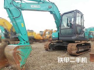 云南-昆明市二手神钢SK75-8挖掘机实拍照片