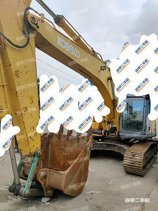 天津神鋼SK260LC-8挖掘機實拍圖片