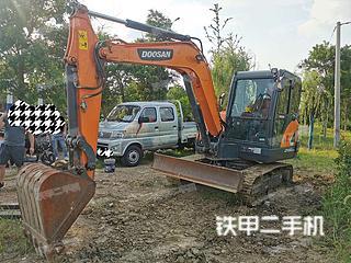 合肥斗山DX60E-9CN挖掘機實拍圖片