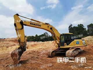 惠州小松PC360-7挖掘機實拍圖片