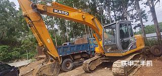 二手加藤 HD512R 挖掘机转让出售