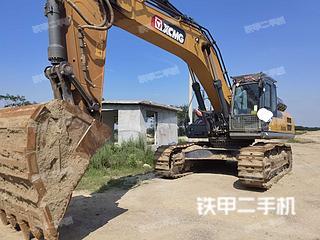 山东-泰安市二手徐工XE400DK挖掘机实拍照片