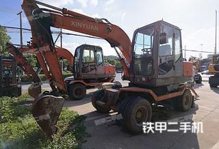 新源XY65W-8挖掘机实拍图片