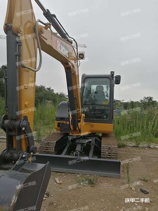 陕西-西安市二手徐工XE60CA挖掘机实拍照片