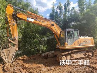 龍巖龍工LG6225H挖掘機實拍圖片