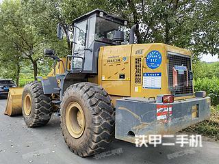 龙工LG853N装载机实拍图片