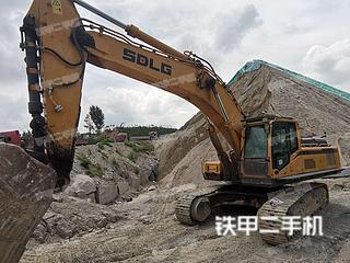 山東臨工E6500F挖掘機實拍圖片