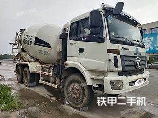 福田BJ5258GJB-6搅拌运输车实拍图片