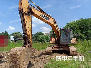 三一重工SY215C挖掘機實拍圖片
