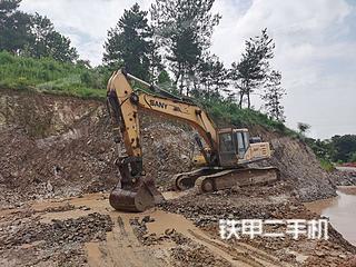孝感三一重工SY465H挖掘機實拍圖片