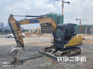 广西-南宁市二手徐工XE75D挖掘机实拍照片