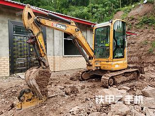 重庆-重庆市二手徐工XE35U挖掘机实拍照片